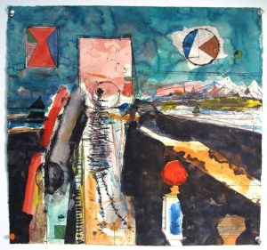 Neuman is on view at Art on Paper!