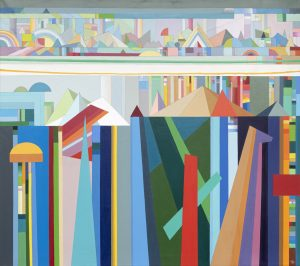 1977, Mirage Painting